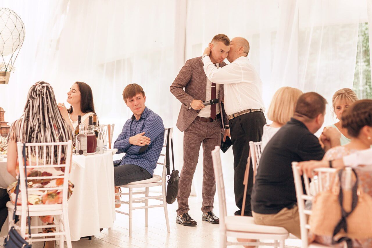 Свадьба Никиты и Юлии