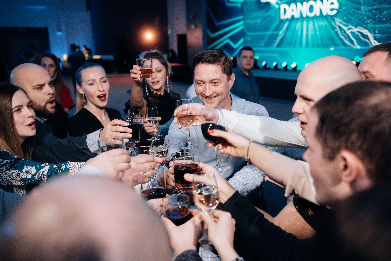 Конференция и гала-ужин DANONE
