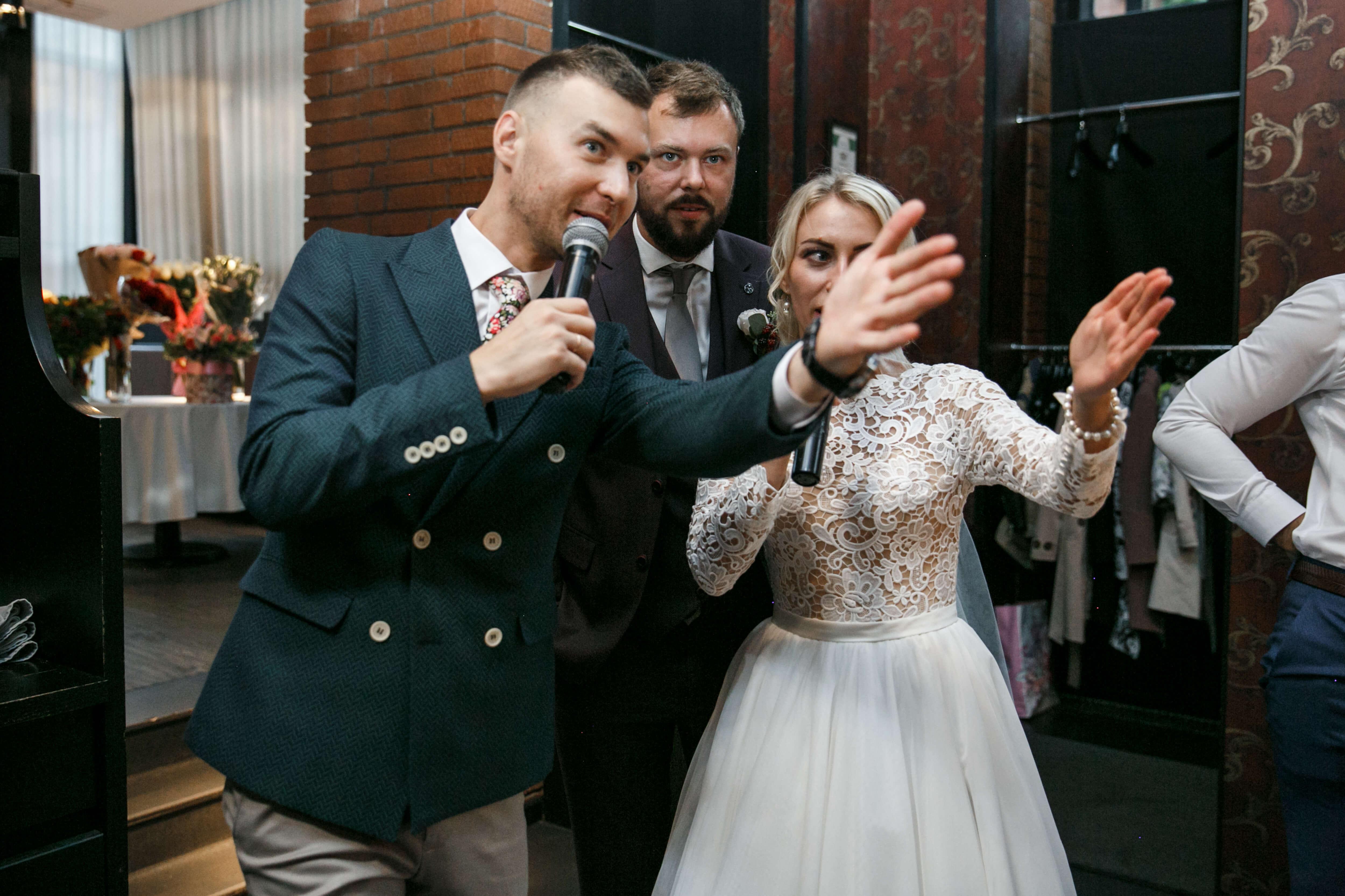Свадьба Димы и Аси