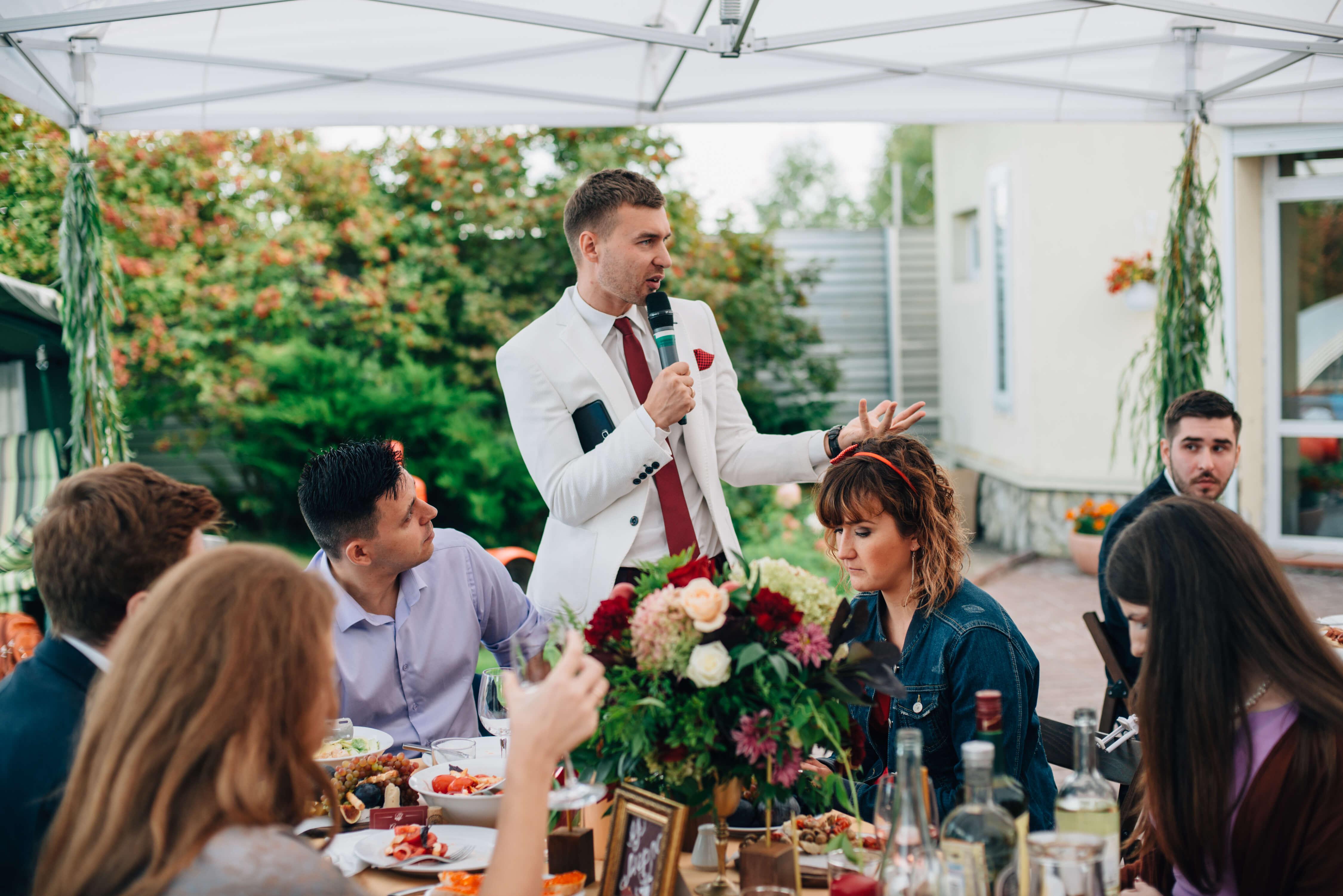 Свадьба Антона и Дарьи