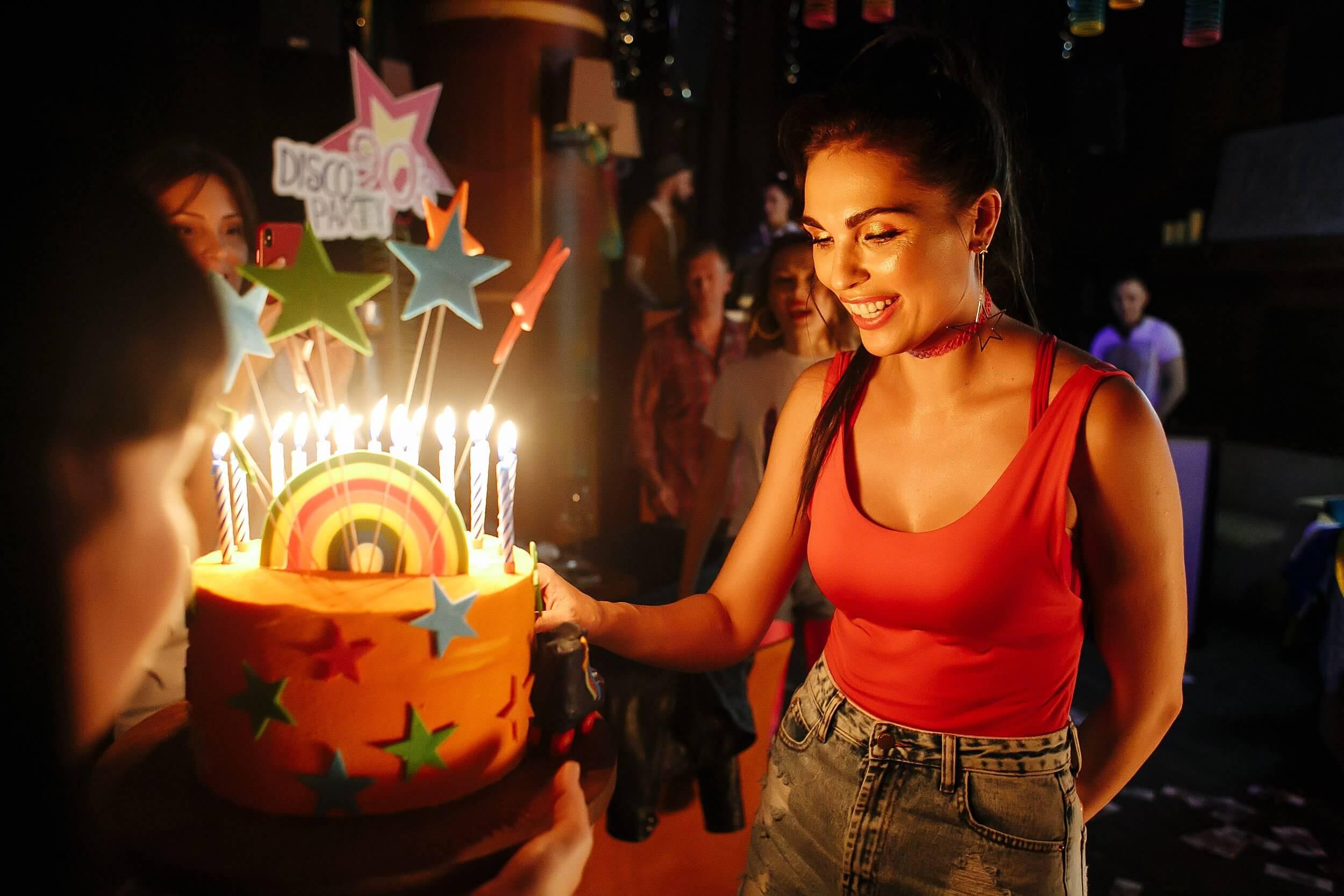 День рождения Екатерины