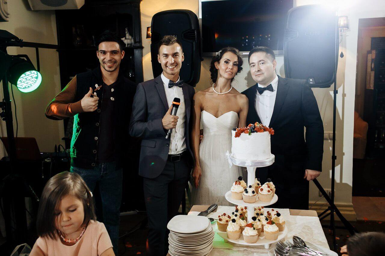 Свадьба Андрея и Натальи