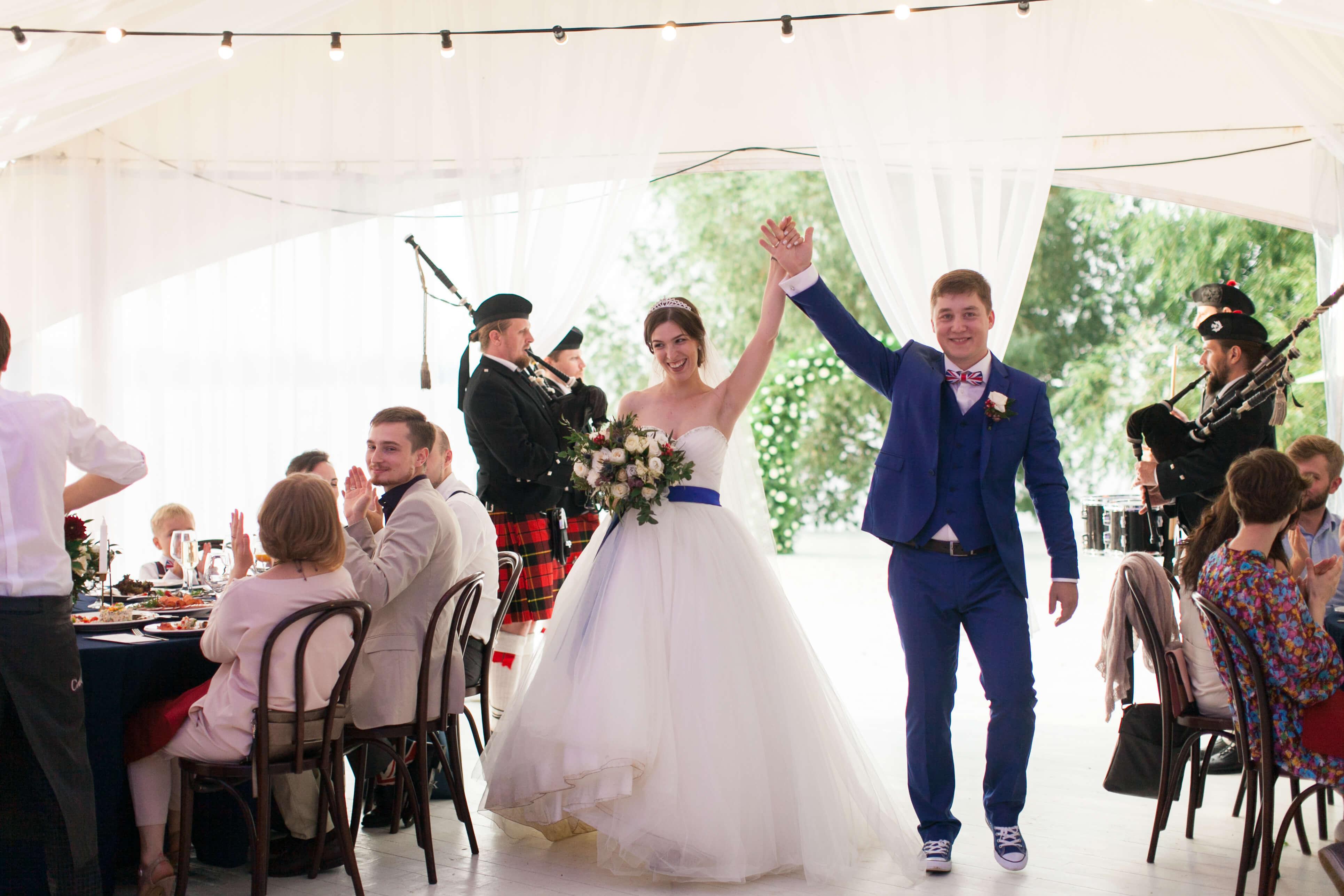 Свадьба Антона и Марины