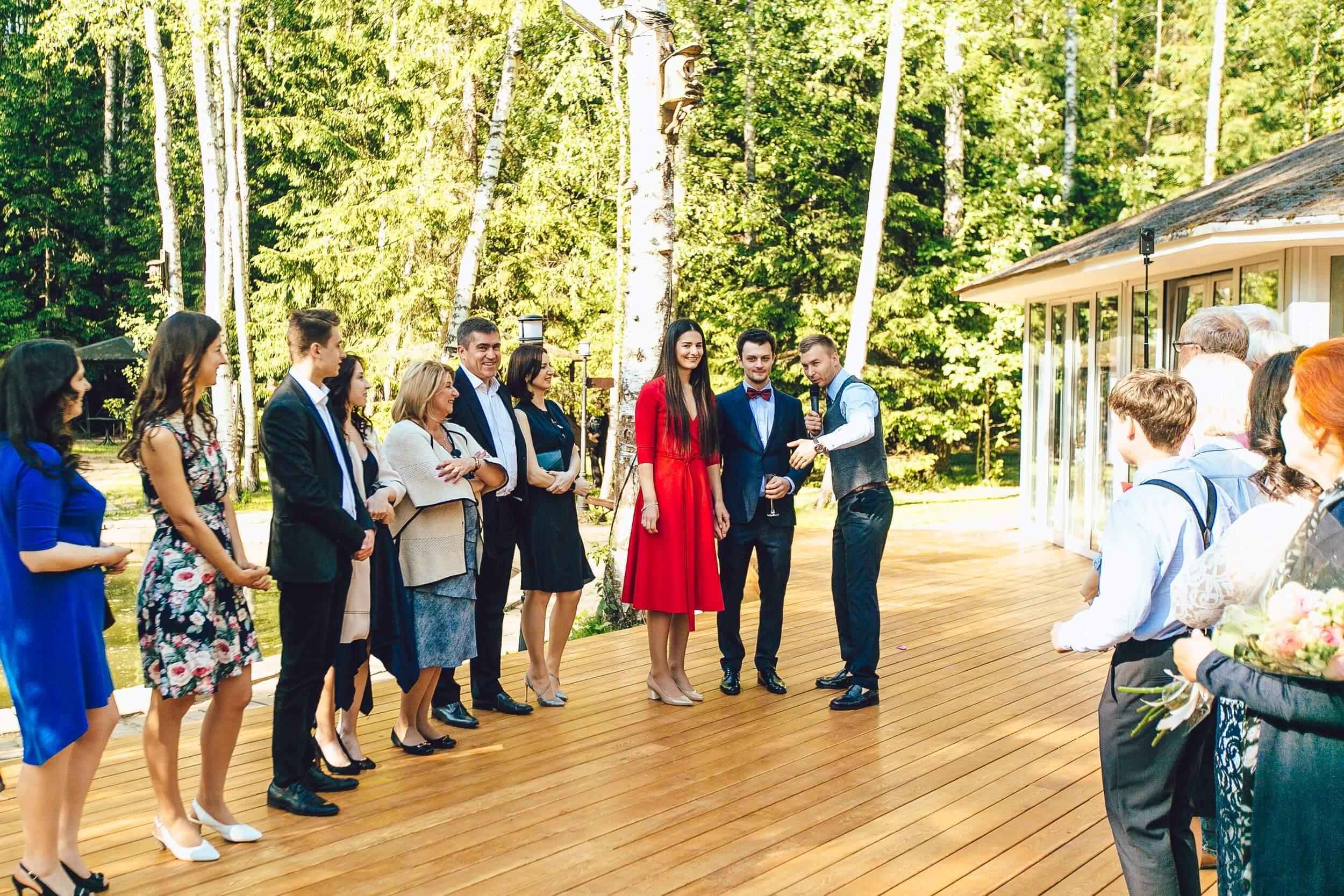 Свадьба Сергея и Анны