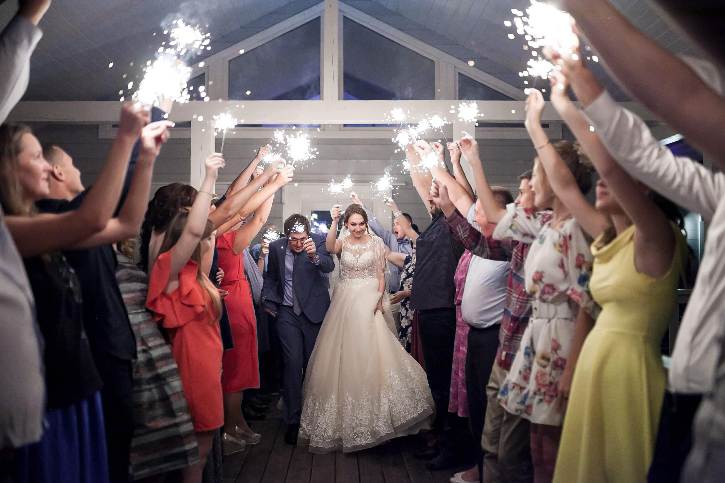 Свадьба Алексея и Лилии