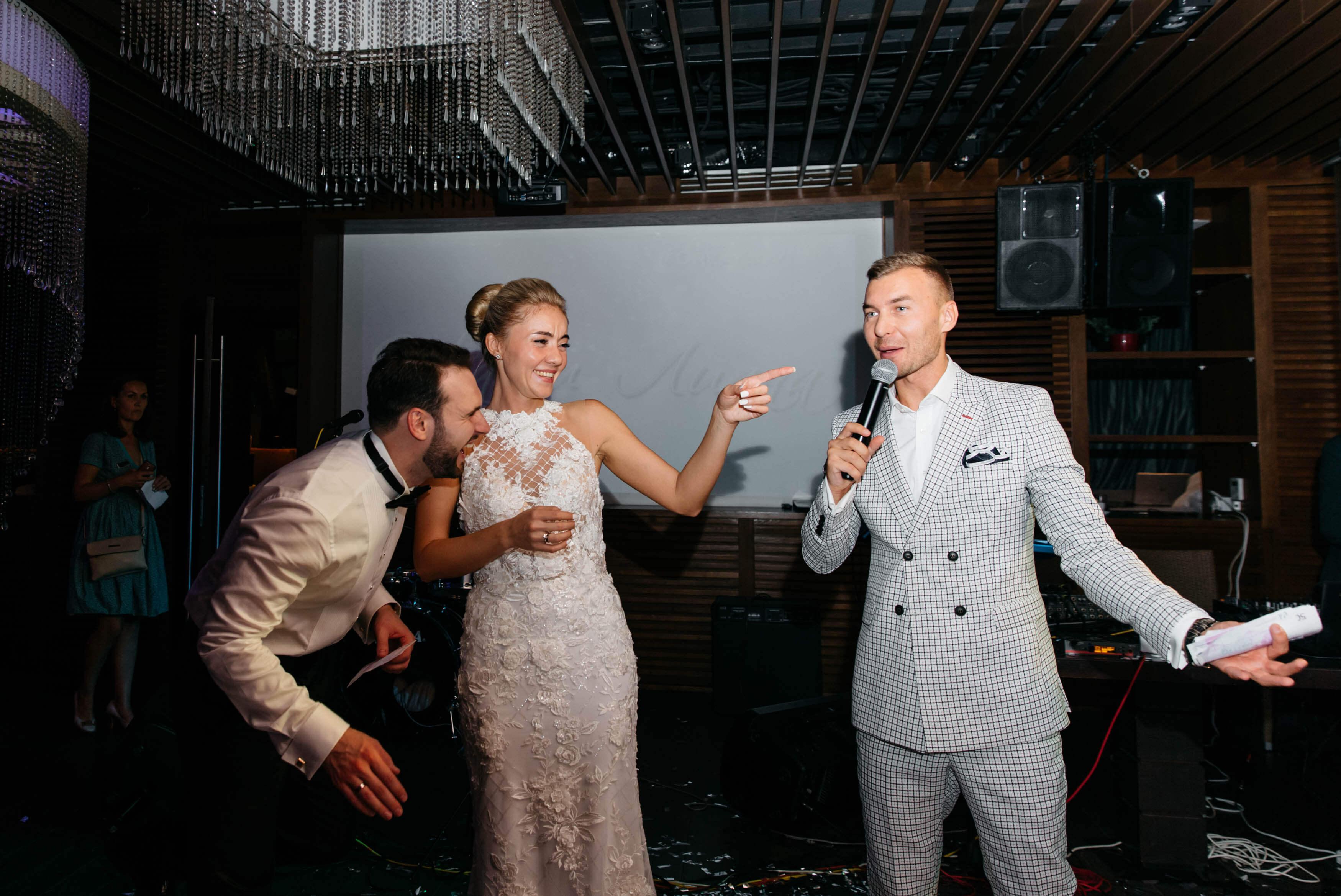 Свадьба Ивана и Лианы
