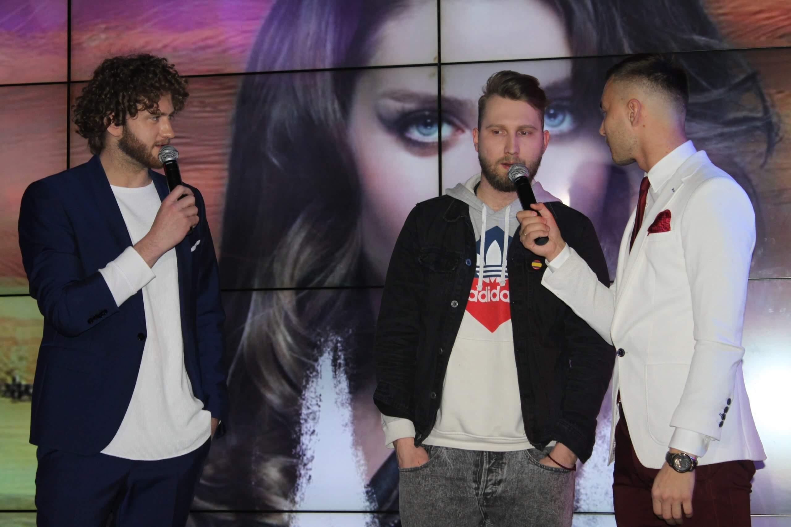 Презентация дебютного альбома певицы Лои в ресторане «Royal Arbat».