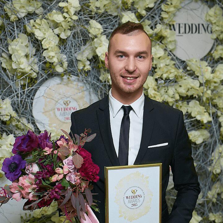 Победитель свадебной премии Wedding Awards 2015