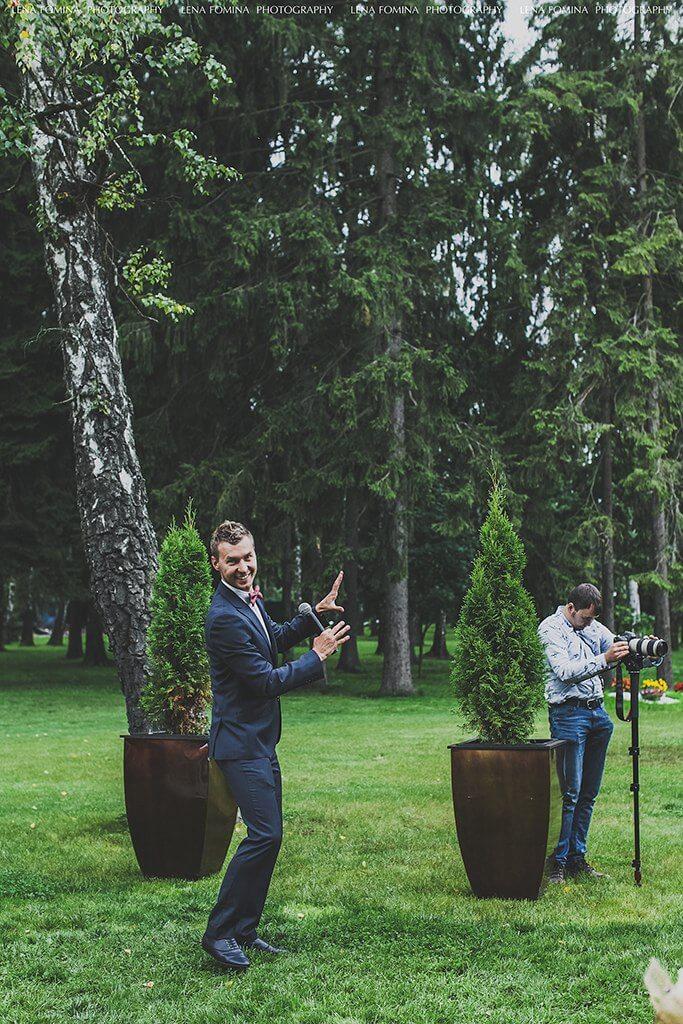 Свадьба Сергея и Марины